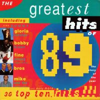 Cover  - The Greatest Hits Of 89