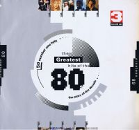 Cover  - The Greatest Hits Of The 80's