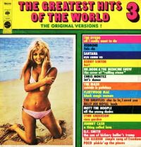 Cover  - The Greatest Hits Of The World 3 - The Original Versions!