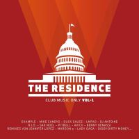 Cover  - The Residence - Club Music Only Vol-1