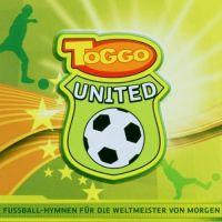 Cover  - Toggo United - Fussball-Hymnen für die Weltmeister von morgen
