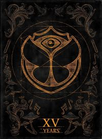 Cover  - Tomorrowland - XV Years