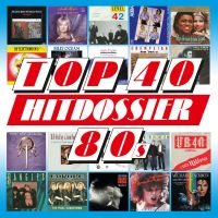 Cover  - Top 40 Hitdossier 80's