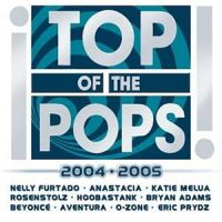 Cover  - Top Of The Pops 2004-2005
