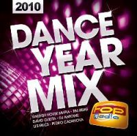 Cover  - Topradio Dance Year Mix 2010