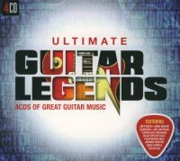 Cover  - Ultimate Guitar Legends