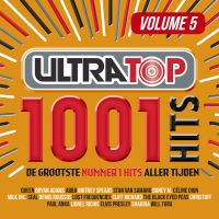 Cover  - Ultratop - 1001 Hits Volume 5
