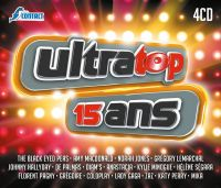 Cover  - Ultratop - 15 ans