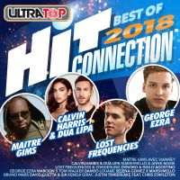 Cover  - Ultratop Hit Connection - Best Of 2018