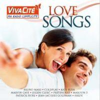 Cover  - VivaCité - Love Songs
