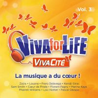 Cover  - VivaCité - Viva For Life Vol. 3