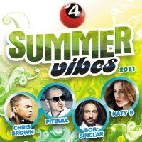 Cover  - VT4 Summer Vibes 2011