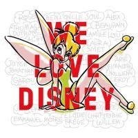Cover  - We Love Disney