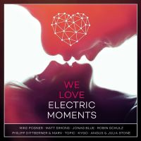 Cover  - We Love Electric Moments