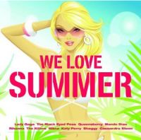 Cover  - We Love Summer