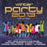 Cover  - Winter Party 2013 - The Hit-Mix