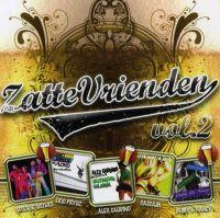 Cover  - Zatte Vrienden Vol. 2