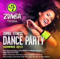 Cover  - Zumba Fitness - Dance Party - Summer 2013