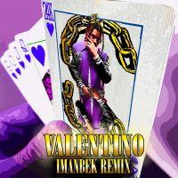 Cover 24kGoldn - Valentino