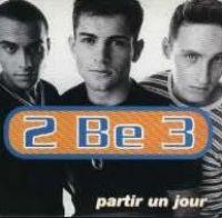 Cover 2 Be 3 - Partir un jour