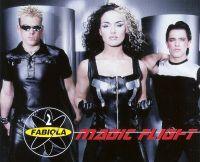 Cover 2 Fabiola - Magic Flight
