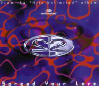 Cover 2 Unlimited - Spread Your Love