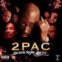 Cover 2Pac - Death Row Dayz