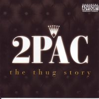 Cover 2Pac - The Thug Story