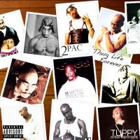 Cover 2Pac - Thug Life Forever