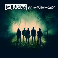Cover 3 Doors Down - Us And The Night