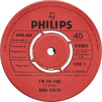 Cover 5000 Volts - I'm On Fire