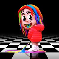 Cover 6ix9ine - Dummy Boy