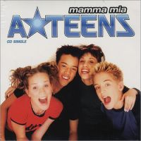 Cover A*Teens - Mamma Mia
