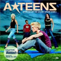 Cover A*Teens - Upside Down