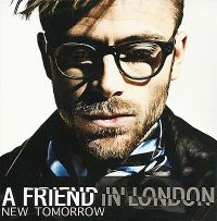 Cover A Friend In London - New Tomorrow
