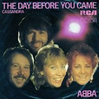 Cover ABBA - The Day Before You Came