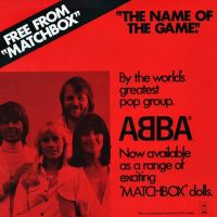 Cover ABBA - The Name Of The Game