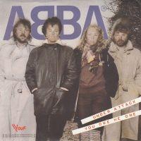 Cover ABBA - Under Attack