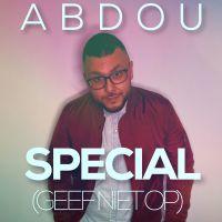 Cover Abdou - Special (Geef niet op)