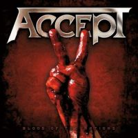 Cover Accept - Blood Of The Nations