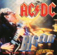 Cover AC/DC - Big Gun