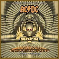 Cover AC/DC - Damnation Radio - In Concert - Columbus 1978