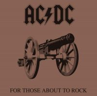 Cover AC/DC - For Those About To Rock