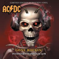Cover AC/DC - Gone Rockin' - In Concert - Nashville 1978