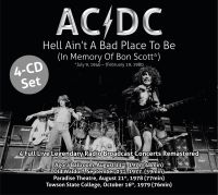 Cover AC/DC - Hell Ain't A Bad Place To Be