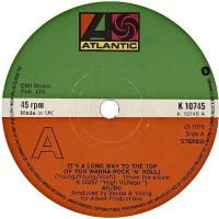 Cover AC/DC - It's A Long Way To The Top (If You Wanna Rock 'N' Roll)