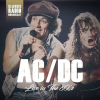Cover AC/DC - Live In The 80's