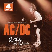 Cover AC/DC - Rock And Roll - Rare Radio Broadcasts