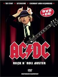 Cover AC/DC - Rock N'Roll Buster