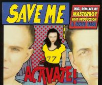 Cover Activate - Save Me